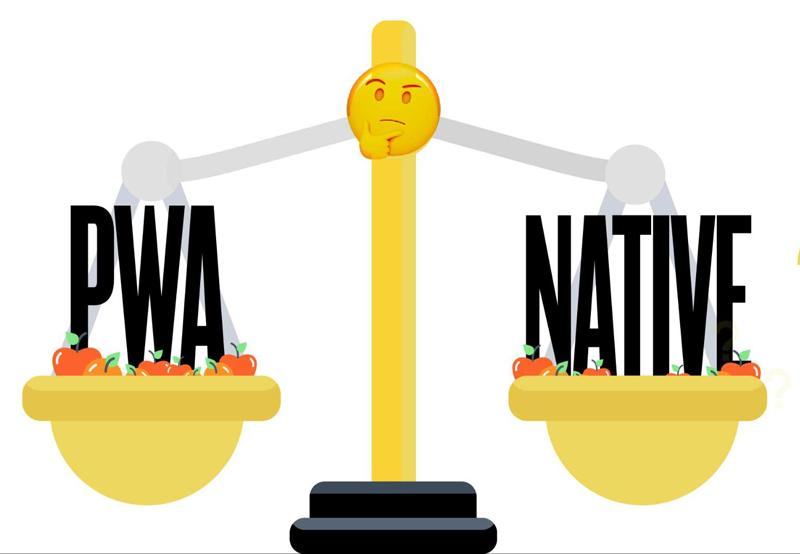 PWA یا Native، کدام یک را بهتر است؟