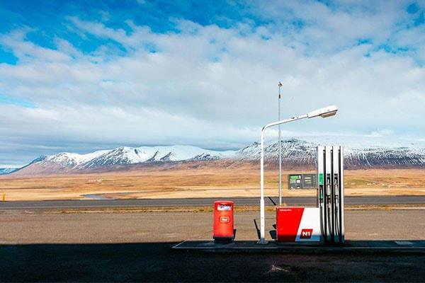 ایده ساخت برنامه تحویل آنلاین سوخت