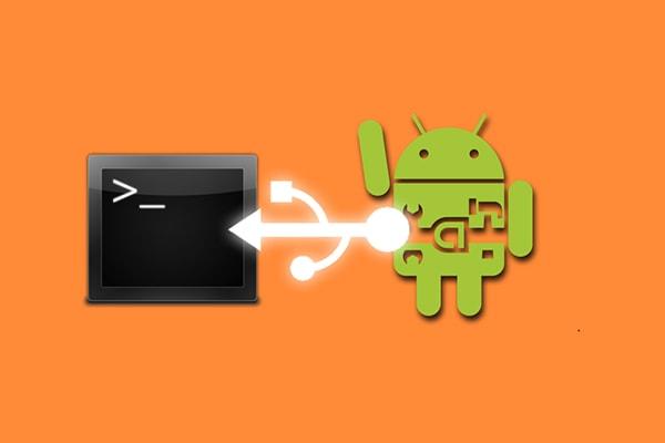 ابزار برنامهنویسی اندروید (ADB) Android Debug Bridge