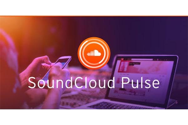 برنامه SoundCloud Pulse توسعه یافته با react native