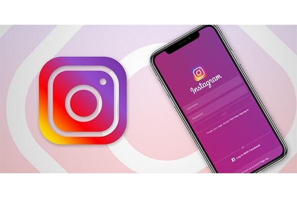 برنامه Instagram توسعه یافته با react native