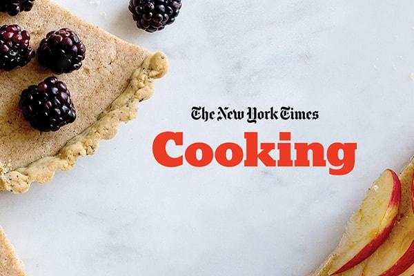 بهترین اپلیکیشن های ios برای آشپزی : 2- اپلیکیشن NYT Cooking برای آیفون